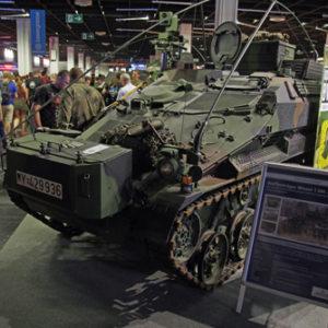 Panzer auf der gamescom