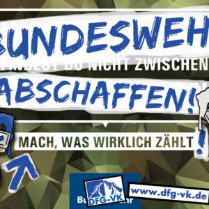 Bundeswehr abschaffen!