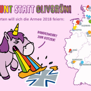 Kein(en) Tag der Bundeswehr