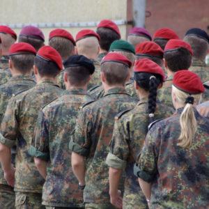 Bundeswehr Inland