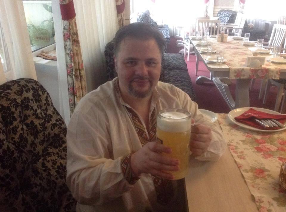 Kriegsdienstverweigerer Ruslan Kotsaba 2016