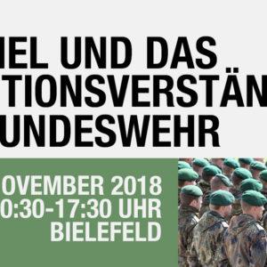Konferenz Rommel und das Traditionsverständnis der Bundeswehr