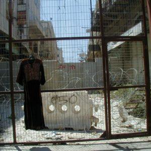 Besetzte Stadt Hebron (Foto: K. Vogler)
