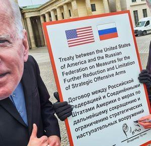 Abrüstungsabkommen New- START