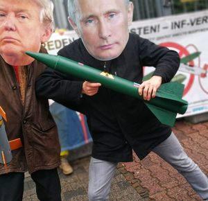 Atomwaffen-Abrüstungsvertrag